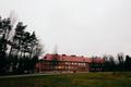 Lohusuu School in Mustvee Municipality, Jõgeva County. November 2019.