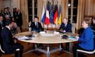 Vladimir Putin ja Volodõmõr Zelenski kohtusid esimest korda Normandia formaadis.