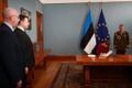 President Kersti Kaljulaid nimetas Arvo Alleri maaeluministri ametisse