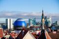 Eesti nagu õhupall: vabariigi aastapäeva järgne Tallinn