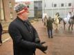 На церемонии присутствовал и министр сельской жизни Арво Аллер.