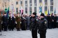 War of Independence ceasefire centennial ceremony in Tallinn.