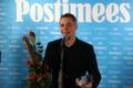 Postimehe aasta inimeseks valiti Tanel Toom