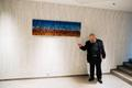 """Leonhard Lapini kunstiteose """"Talve murdumine – Lembit Ulfsakile"""" avamine"""