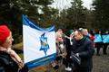Holocaust Remembrance Day service held in Tallinn on the 75th anniversary of the liberation of  Auschwitz.