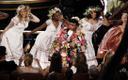 Janelle Monae esitas 92. Oscarite avanumbri