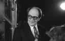 Kirjanik Jaan Kross, vana-aasta ball Jaan Tombi nimelises kultuuripalees. 1982