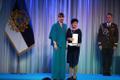 President Kersti Kaljulaid andis üle riiklikud teenetemärgid. Riin Kullaste – veredoonorluse ja verevalvsuse edendaja, kelle eestvedamisele on loodud Regionaalhaigla verekeskuse verevälislaod.