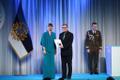 President Kersti Kaljulaid andis üle riiklikud teenetemärgid.  Kaarel Aluoja – hariduse ja kohaliku elu edendaja Järvamaal.