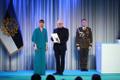 President Kersti Kaljulaid andis üle riiklikud teenetemärgid. Andres Alver – Eesti Kunstiakadeemia professor ja arhitekt.