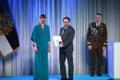 President Kersti Kaljulaid andis üle riiklikud teenetemärgid. Andrei Ivanov – naudtava stiiliga hinnatud kirjanik.