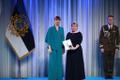 President Kersti Kaljulaid andis üle riiklikud teenetemärgid. Heli Jürgenson – koorijuht ja koorimuusika arendaja.