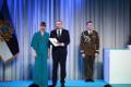 President Kersti Kaljulaid andis üle riiklikud teenetemärgid. Kuldar Leis – ettevõtluse ja ettevõtlushariduse edendaja.