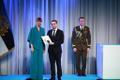 President Kersti Kaljulaid andis üle riiklikud teenetemärgid. Tanel Toom – režissöör ja stsenarist.