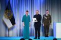 President Kersti Kaljulaid andis üle riiklikud teenetemärgid. Juhan Viise – ettevõtja ja kohaliku elu edendaja Lääne-Virumaal.