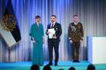 President Kersti Kaljulaid andis üle riiklikud teenetemärgid. Konstantin Borzenkov – vereandja.