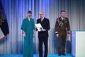 President Kersti Kaljulaid andis üle riiklikud teenetemärgid. Nikolai Järveoja – orienteerumisspordi edendaja Põlvamaal.