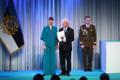 President Kersti Kaljulaid andis üle riiklikud teenetemärgid. Jüri Vlassov – näitleja ja laulja.