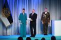 President Kersti Kaljulaid andis üle riiklikud teenetemärgid. Arvo Ausin – vereandja.