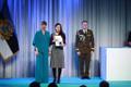 President Kersti Kaljulaid andis üle riiklikud teenetemärgid. Mónika Segesdi – tõlkija ja eesti kultuuri tutvustaja Ungaris.