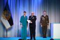 President Kersti Kaljulaid andis üle riiklikud teenetemärgid. gor Milovidov – politseiametnik, kes on andnud märkimisväärse panuse Eesti Vabariigi sisejulgeoleku tagamisel.