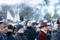 Independence Day 102 flag raising ceremony in Tallinn.