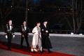 Presidendi vastuvõtule saabijad Viljandis