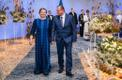 Women Against Violence Europe president Pille Tsopp-Pagan ja kaaslane Hector Charles Pagan