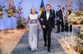 Riigikogu liige Erkki Keldo ja Kristiina Viks