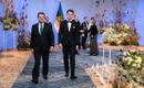 Riigikogu liige Marko Šorin ja poeg Martti Šorin