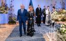 Riigikogu liige Toomas Kivimägi ja Anu Sommer