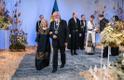 Eesti Teaduste Akadeemia president Tarmo Soomere ja Sirje Lapimaa