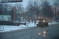 26. veebruari hommikul tervitas tallinlasi selle talve esimene korralik lumesadu