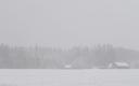 Lumi veebruari lõpus Järvamaal Laupas