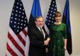 Kersti Kaljulaidi kohtumine USA energiaministri Dan Brouilette'iga.