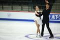 Darja Netjaga ja Marko Jevgeni Gaidajenko juunioride maailmameistrivõistlustel