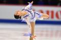 Сейонг Ви (Южная Корея). Юниорский чемпионат мира по фигурному катанию в Таллинне.
