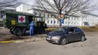 Kuressaare haigla alustas koroonaviiruse testmist autost