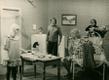 Lastelavastus, autor Robert Vaidlo, Kessu - Ester Pajusoo, (tuvastamata), ema - diktor Alice Talvik, Tripp - Väino Luup.