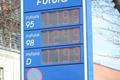 Kütusehinnad Tallinnas 2020. aasta 24. aprillil