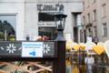 Рестораны в таллиннском Старом городе во время чрезвычайного положения. Иллюстративная фотография.
