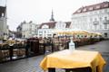 Restaurants, cafes and bars in and around Raekoja plats in Tallinn