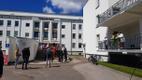 President Kersti Kaljulaid käis visiidil Saaremaal.
