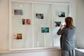 """Triinu Soikmets avas galeriis Positiiv näituse """"See linn on minu!"""""""