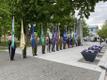 Flag raising ceremony marks National Flag Day 2020 in Haapsalu.