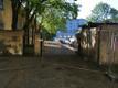 Строительные работы возле здания КаПо.