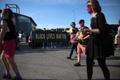 Rassismivastane meeleavaldus Tallinnas.