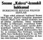Uus Eesti 14.06.1940