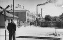 17. juuni 1940. Eesti sõjatehnika teeb ruumi Nõukogude vägedele: praeguse Tallinna maabussijaama taguses piirkonnas valmistustakse oma asupaikadest välja ajama Eesti sõjatehnikat.