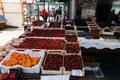 Strawberries in Tallinn.